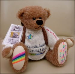 Barbara Jacobs & Co sponsor Caroline's Rainbow Foundation, York